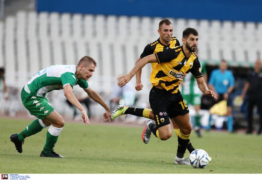Παναθηναϊκός-ΑΕΚ 1-3: Έκανε το καθήκον της πριν τον… τελικό