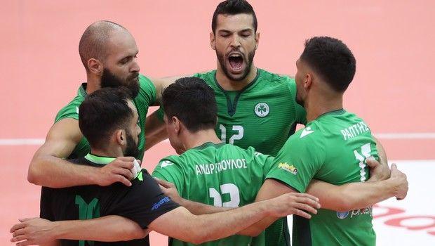 Ολυμπιακός – Παναθηναϊκός 0-3: Εμφατικό break για τους πράσινους (+video)