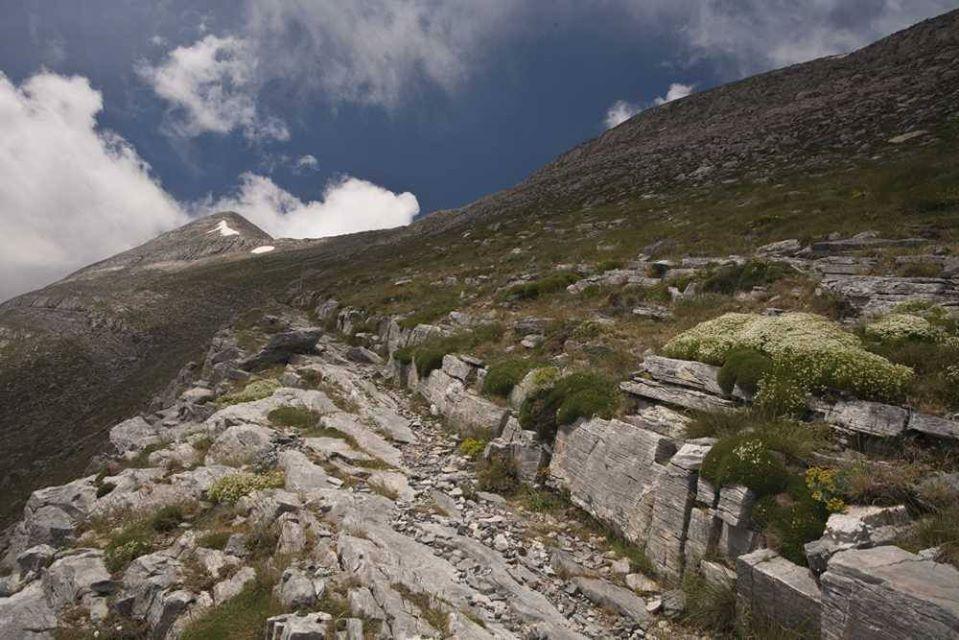 Ευκλής Καλαμάτας: Διήμερη ορειβατική εξόρμηση στην κορυφή του Προφήτη Ηλία Ταϋγέτου στα 2407 μ.
