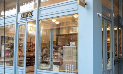 Καφεκοπτείο Σπίνος: Γεύσεις και αρώματα & στον πεζόδρομο της Αριστομένους!