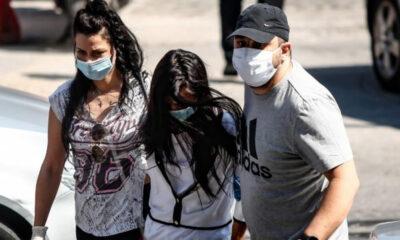 Θεσσαλονίκη: Προφυλακίστηκε η 26χρονη που κατηγορείται για το θάνατο Βούλγαρου οπαδού 8