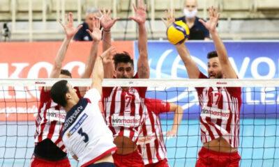 Ολυμπιακός-Φοίνικας Σύρου: «Ματς μπολ» για την πρόκριση 8
