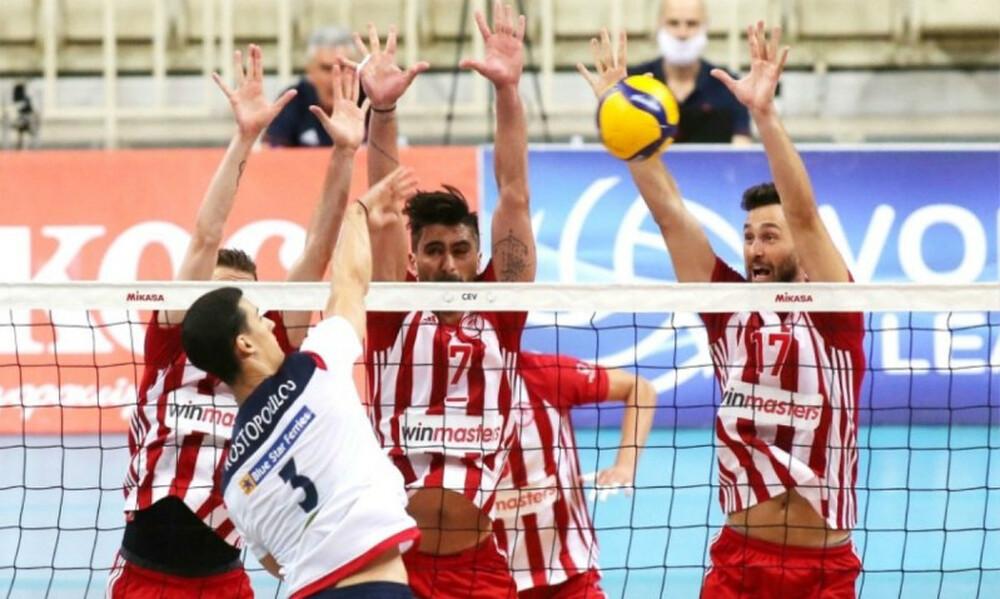 Ολυμπιακός-Φοίνικας Σύρου: «Ματς μπολ» για την πρόκριση 6