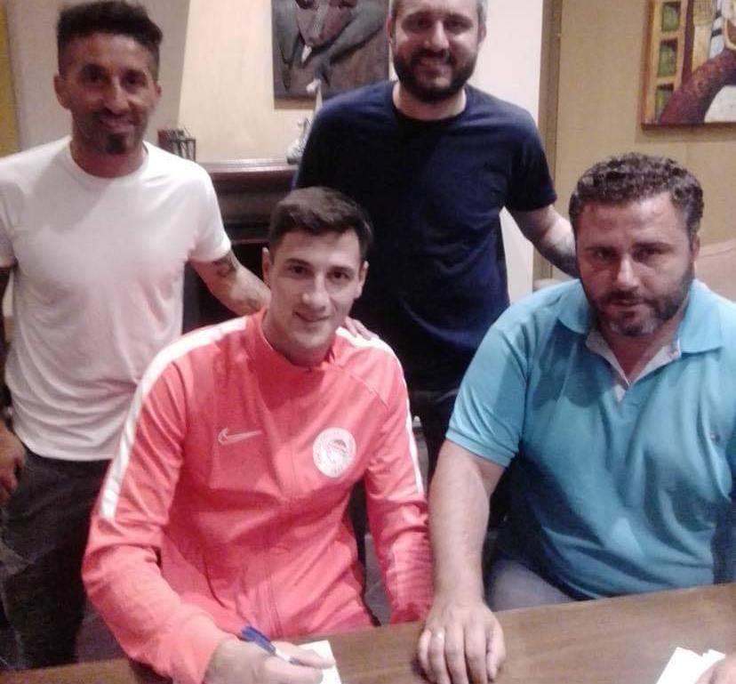 Υπέγραψαν στον Ολυμπιακό Βόλου οι Ντα Κάμπο και Γιαννιτσάκης! (+pic)