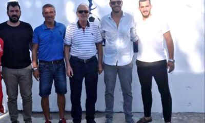 Επίτιμος πρόεδρος σε ομάδα Β' τοπικής της Μεσσηνίας ο Γιώργος Γρηγορόπουλος... 8