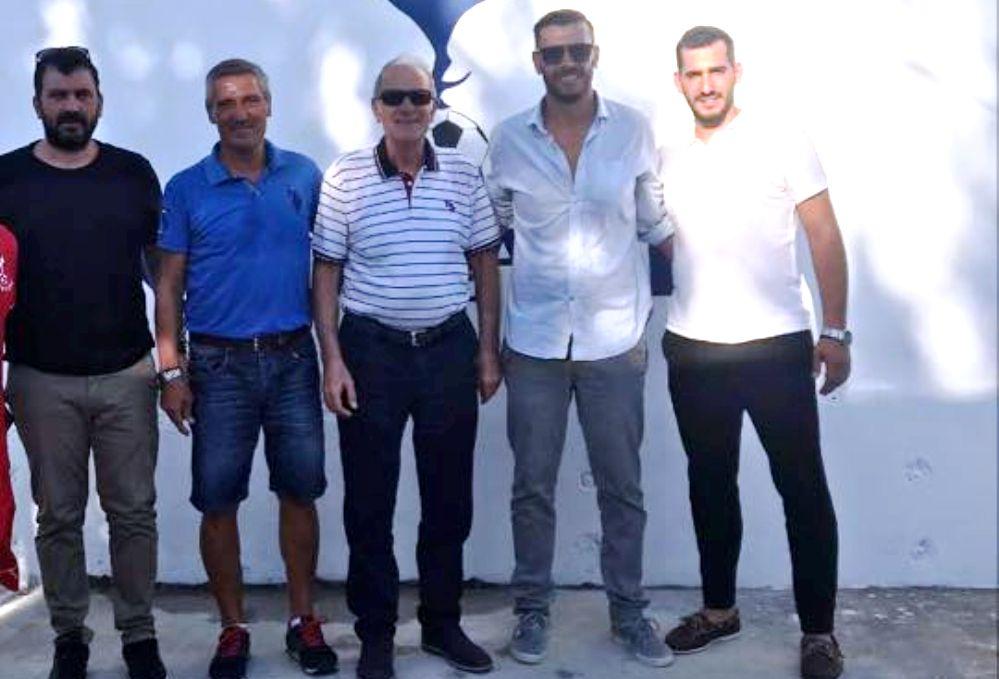 Επίτιμος πρόεδρος σε ομάδα Β' τοπικής της Μεσσηνίας ο Γιώργος Γρηγορόπουλος…