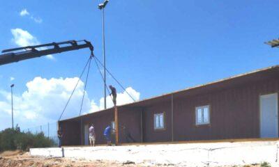 Ρίχνει συνεχώς λεφτά ο Πρασσάς: Μπήκαν νέα αποδυτήρια & αίθουσες σε Παλιάμπελα! (+pics)