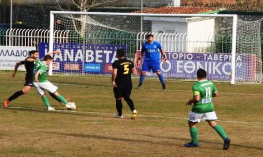 Εύκολα ο Πάμισος 0-2 τον πολύ κακό όμως Παναρκαδικό σε Τρίπολη… (+video)
