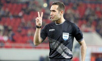Super League: Παπαπέτρου στο Ολυμπιακός – Απόλλων, Κουτσιαύτης στο ΑΕΚ – ΟΦΗ