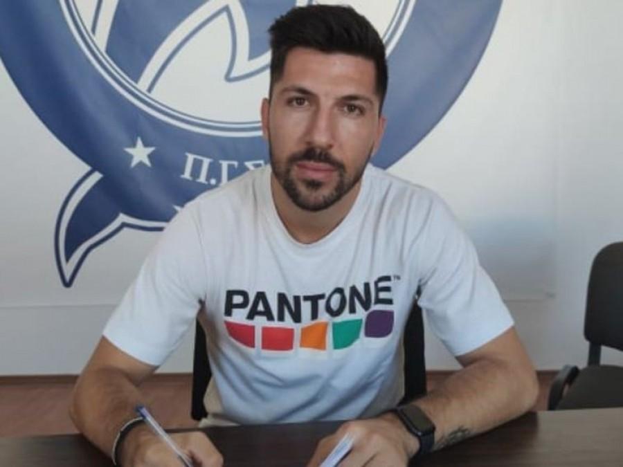 Επιβεβαίωση Sportstonoto.gr (και) με Διαμαντόπουλο στα Χανιά