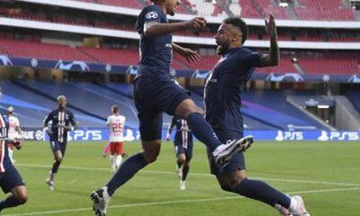 Λειψία - Παρί Σεν-Ζερμέν 0-3: Στον τελικό Champions League οι Παριζιάνοι 8
