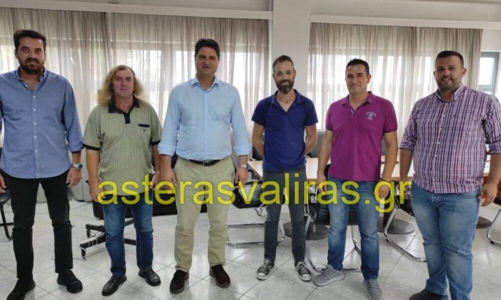 Αστέρας Βαλύρας: Στο δήμαρχο Μεσσήνηςγια το γηπεδικό οι «κιτρινόμαυροι» της Βαλύρας! 5