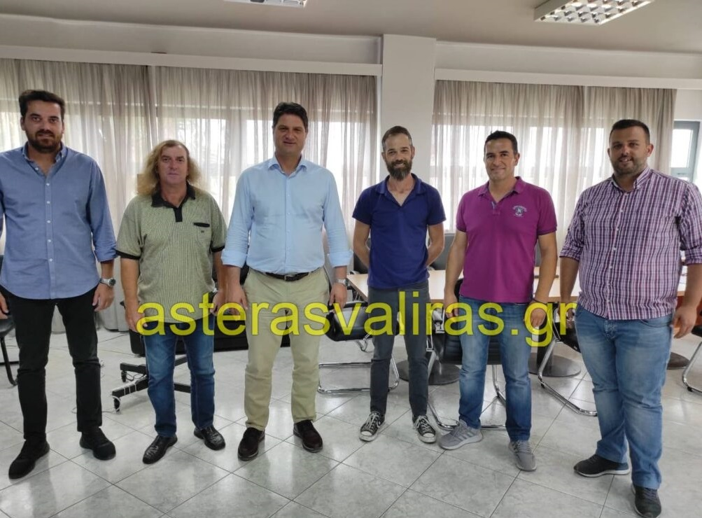 Αστέρας Βαλύρας: Στο δήμαρχο Μεσσήνηςγια το γηπεδικό οι «κιτρινόμαυροι» της Βαλύρας!