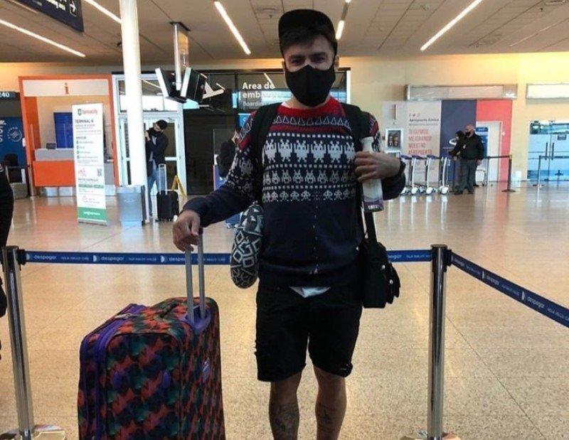 Παναχαϊκή: Έφτασε στην Ελλάδα ο… Μάουρο Τσερούτι