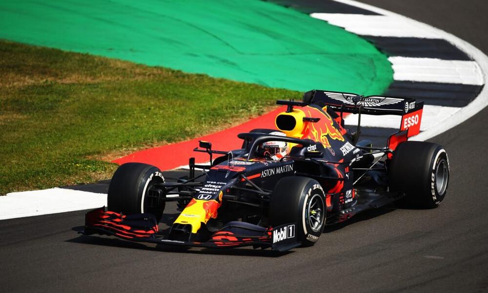 Formula 1: Θριαμβευτής ο Φερστάπεν στο επετειακό Γκραν Πρι του Silverstone!