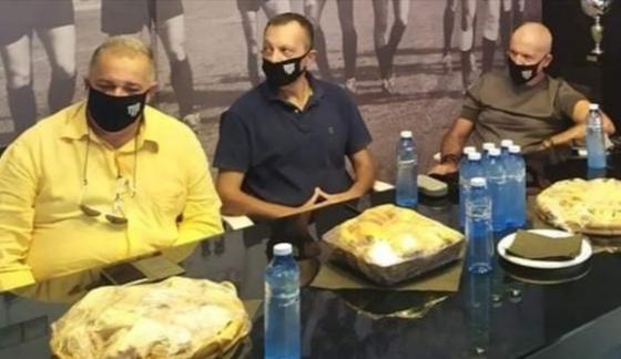"""Χωρίς γυμναστή η ομάδα, """"εποχιακός (!) ο Γεωργόπουλος"""", δήλωσε ο Αναστόπουλος!"""