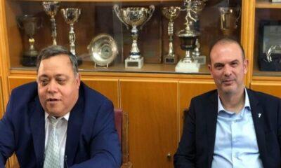 Χάρης Παπαδόπουλος: 'Να πάμε ψηλά τον Διαγόρα μας'' 8