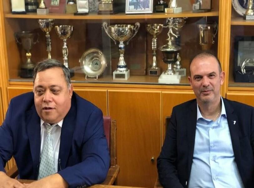 """Χάρης Παπαδόπουλος: 'Να πάμε ψηλά τον Διαγόρα μας"""""""