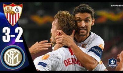 Σεβίλλη - Ίντερ 3-2: Τα γκολ του τελικού (video) 6