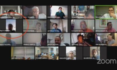 Πήρε υπνάκο σε Δ.Σ. Καλαμάτας – Τραγελαφικά περιστατικά σε Live μετάδοση (video+pics) 12