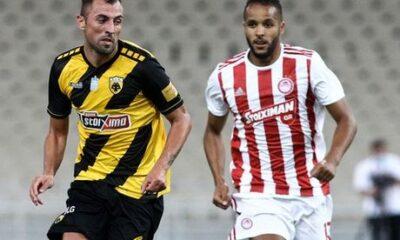 ΑΕΚ - Ολυμπιακός: Ορίστηκε για 12/09 ο τελικός, αναβάλλεται η πρεμιέρα της Super League 8
