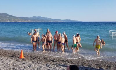 2ο καλοκαιρινό event 2020 water polo Άργης Καλαμάτας