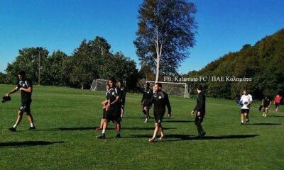 """Με το... ζόρι, 1-0 """"φιλικά"""" η Μαύρη Θύελλα ομάδα Γ' Εθνικής στο Πήλιο! 8"""