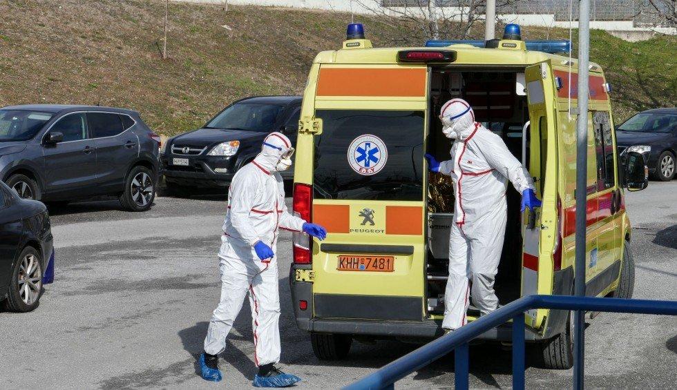 Κορονοϊός: 196 τα νέα κρούσματα στη χώρα – Στους 214 οι νεκροί