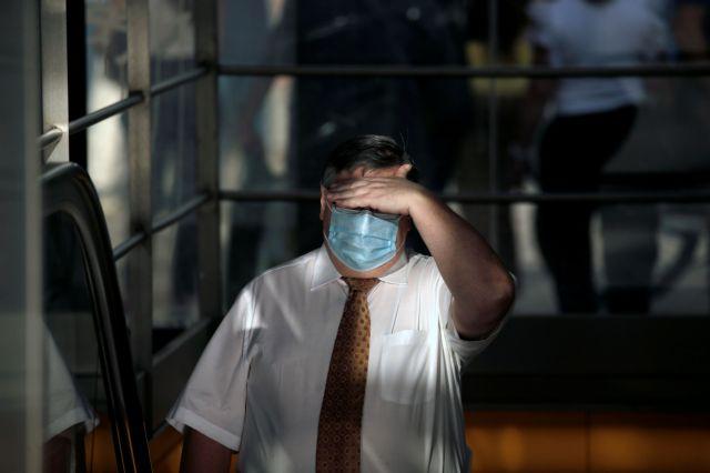 Μαγιορκίνης: Αυτές είναι οι τρεις ανησυχητικές ενδείξεις που θα μας φέρουν νέα μέτρα
