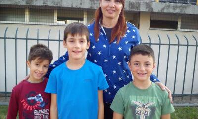 Η Σοφία Μπακατσάκη είναι η προπονήτρια της ακαδημίας των αλμάτων του Γ.Σ. Ακρίτας Στίβος Καλαμάτας 14