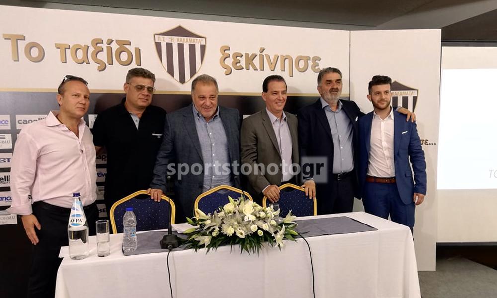 Συνεργάτης του Λευτέρη Σαρελάκου, ο Δημήτρης Παπαδόπουλος