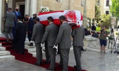 Σάββας Θεοδωρίδης, κηδεία
