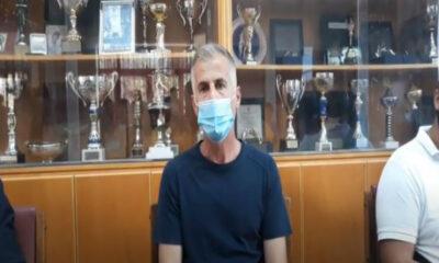 """Θεοδοσιάδης: """"Στόχος του Διαγόρα το πρωτάθλημα, όπου και αν παίξει..."""" (+video) 6"""