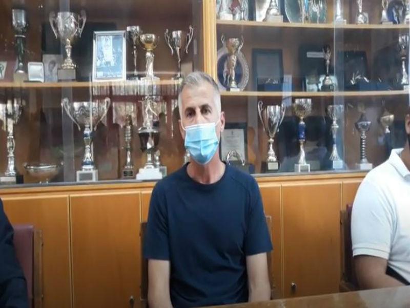 """Θεοδοσιάδης: """"Στόχος του Διαγόρα το πρωτάθλημα, όπου και αν παίξει…"""" (+video)"""