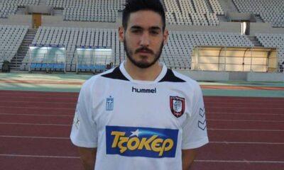 Έλληνα που έπαιζε στη Βουλγαρία πήρε ο Διαγόρας... 14