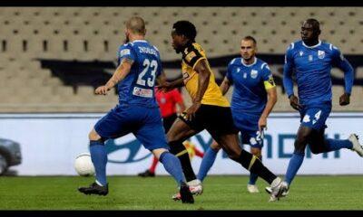 ΑΕΚ – Λαμία 3-0: Γκολ και highlights (video)