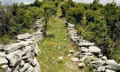 Ευκλης Καλαμάτας: Περπατούν στο ''Μονοπάτι του Φωτός'', το μονοπάτι του Παυσανία 20