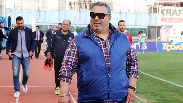 Συνεχίζει με Νίκο Ζαμάνη  Super league 2 o  Πανιώνιος