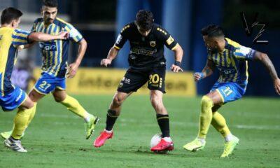 Παναιτωλικός - ΑΕΚ 0-2: Γκολ και highlights (video) 17
