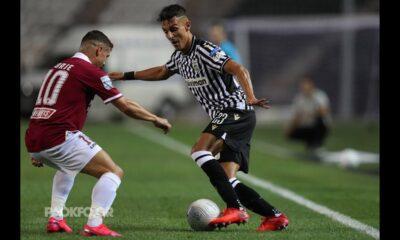 ΠΑΟΚ - ΑΕΛ 1-0: Γκολ και highlights 8