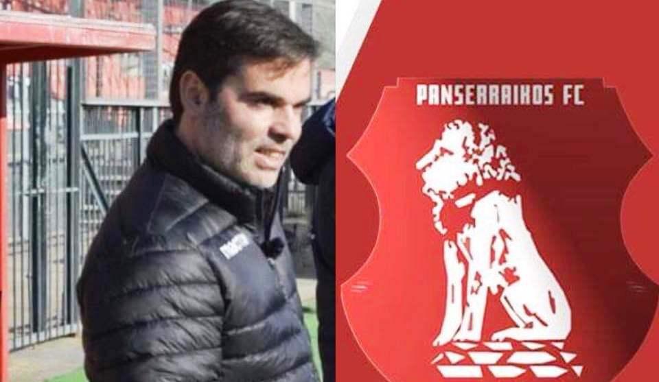 """Ο Τάσος Καζίας στο Sportstonoto: """"Ο Πανσερραϊκός στηρίζει με θέρμη μόνο την Β' Εθνική…"""""""
