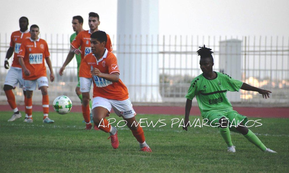 3-2 στο Άργος ο Παναρκαδικός τον Παναργεαικό