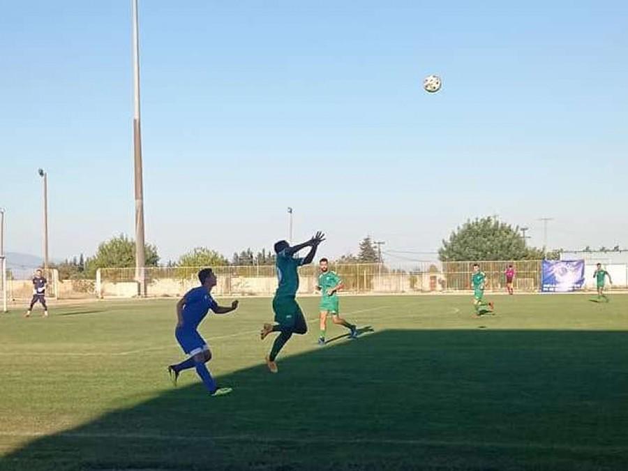 Νίκη Βόλου-Λεβαδειακός 0-1 (vid)