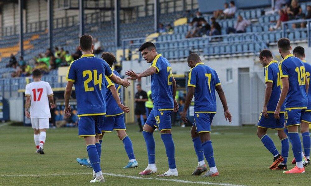 Φιλικά 4-0, ο Αστέρας τον Ολυμπιακό Βόλου στην Τρίπολη