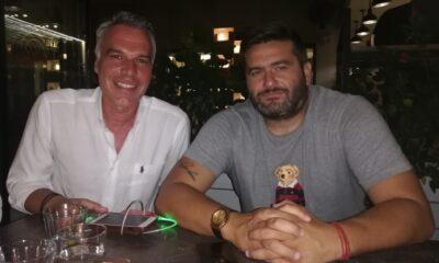 Έκτακτο: Ταξίδι - αστραπή Τσιμπανάκου σε Καλαμάτα! 11