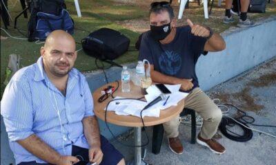 Γεωργούντζος: Τι είδα στα Γλυκά Νερά…
