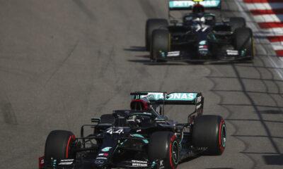 Formula 1: Ο Χάμιλτον κέρασε την πρωτιά στον Μπότας 6