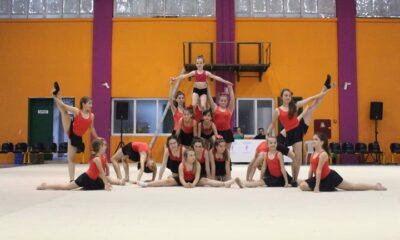 Ίκαρος Καλαμάτας, ρυθμική ενόργανη γυμναστική