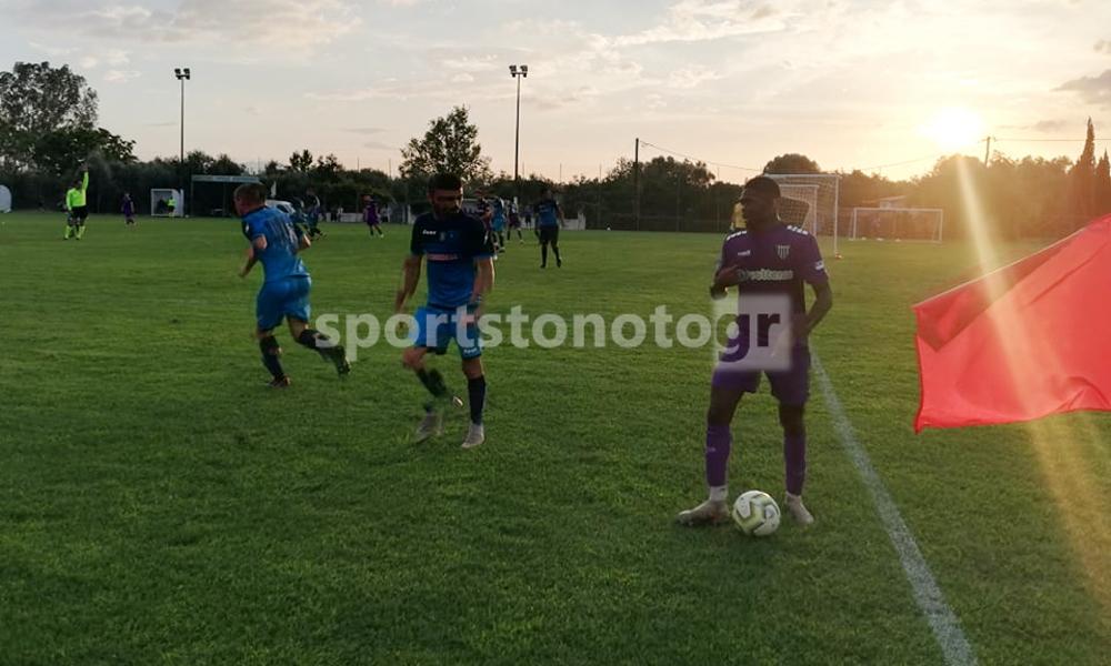 """Καλαμάτα – Αστέρας Βλαχιώτη 1-1: Αν και φιλικό """"μύρισε"""" πρωτάθλημα (photos)"""