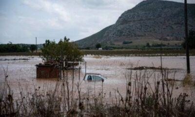 Ιανός: Νεκρός εντοπίστηκε ο 62χρονος κτηνοτρόφος στην Καστανιά